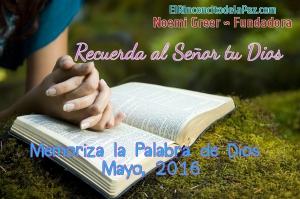 MemorizaLaPalabraMayo